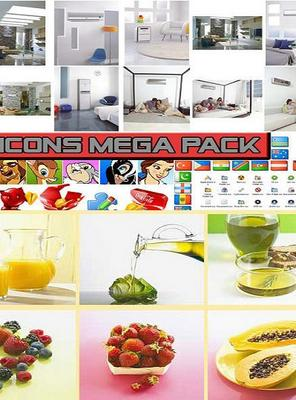 Product picture Air conditioners Foods Icons ( Icon mega packs )