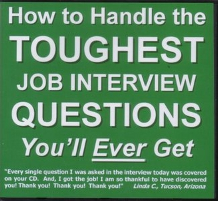 Product picture How to Handle the Toughest Job Interview Questions